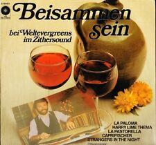 FRITZ HEMETSBERGER (ZITHER) beisammen sein LP 13280 german vm LP PS VG/EX