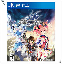 PS4 Fairy Fencer F Advent Dark Force ENG / JPN SONY RPG Games Idea Factory