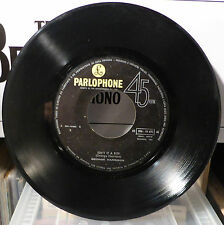My Sweet Lord PORTUGAL Yellow PARLOPHONE label 8E00604692 George Harrison vinyl