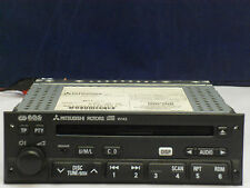 Mitsubishi w142 Cd Radio Reproductor Decodificada spacewagon spacestar carisma Shogun