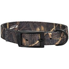"""Team Realtree Dog Collar Buckle Camo 26"""" New with tags NEW 1"""" wide fits 24-26"""""""
