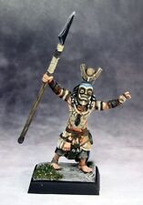 Reaper Miniatures JIGEKE THE EXILE MWANGI NECROMANCER Pathfinder 60091