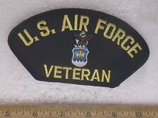 U. S. Air Force Veteran Embroidered Patch