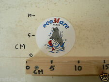 STICKER,DECAL ECO MARE TEXEL ZEEHOND