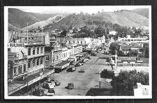 Nelson photo Main Street Shops Cars New Zealand 50s