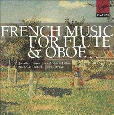 French Works for Flute & Piano & Oboe & Piano by Widor, Faure, Debussy, Saint-S