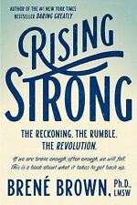 Rising Strong by Brené Brown (2015, Hardcover, 1st Edition)