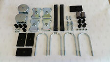 MGB-GT 1975-1980 REAR LEAF SPRINGS & AXLE/DIFFERENTIAL MOUNTING KIT