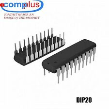 CD74HCT688E IC-DIP20  8-BIT MAGNITUDE COMPARATOR, INVERTED OUTPUT