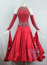BALLROOM .STANDARD. SMOOTH DANCE COMPETITION DRESS CUSTOM-SIZE XB0006