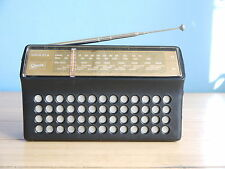 Vintage Portable Radio Graetz Grazia 305. Full Works.