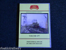 Chatham Docks, Acton Lane, Industrial Steam South East, B&R Volume 177 DVD
