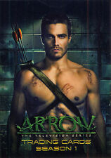 Arrow Season One P1 Promo Card Philly Show