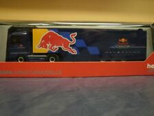 Herpa LKW MAN TG-A XXL Aerop. Renntransport-SZ Red Bull Raci
