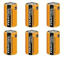 4 x Duracell D Misura Industrial Procell Batterie Alcaline (LR20 MN1300 Mono)