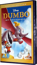 Dumbo 70th Anniversary Edition Walt Disney Film Childrens Movie DVD New Sealed