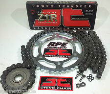 DL1000 V-STROM '02/12 JT X-Ring Z1R ULTIMATE 530 Chain and Sprockets Kit *OEM +