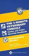 The 5-Minute Veterinary Consult Canine and Feline Specialty Handbook :...