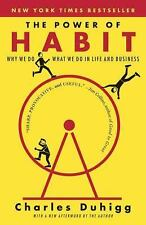 The Power of Habit : Why We Do What We Do in Life and Business by Charles...