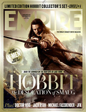EMPIRE December 2013,The Hobbit:The Desolation Of Smaug,Luke Evans Bard the Bow