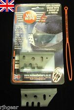 GOGGLE, SKI MASK AND VISOR WIPER BLADE,GLOVE MOUNTED ,SMALL SIZE,VWS
