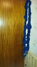 Accessories reserved ladies scarf, purple-blue,new no tag