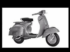 VESPA SPRINT & DOUGLAS SCOOTER MANUALs 65pgs for Maintenance Service & Repair