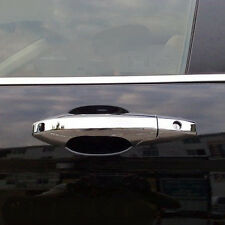 Chrome Side Door Handle Cover Trim For Honda CRV CR-V 2007 08 09 10 11