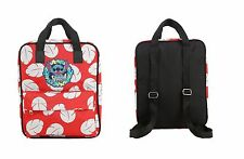 Loungefly Disney Lilo & Stitch Floral Flowers Leaves Mini Briefcase Backpack New