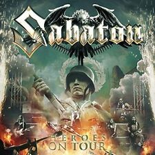 SABATON - HEROES ON TOUR - NEW VINYL LP
