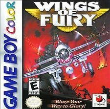 Wings Of Fury, New Game Boy, Game Boy Video Games