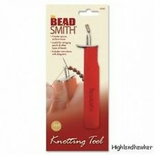 New! Beadsmith Bead And Pearl Knotting Knotter Tool H98