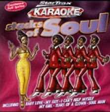 Karaoke Stacks of Soul BABY LOVE MY GUY TEARS OF CLOWN SOUL MAN MY GIRL OVP