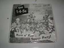 """The 1-4-5s Rock n' Roll Spook Party! 10"""" EP sealed New Estrus pressing"""