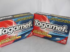 tagamet CIMETIDINE TABLETS 200MG ACID REDUCER ,30 TABLETS EACH (2PK) EXP 2018