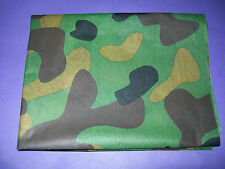 ARMY CAMOUFLAGE DPM CAMO BIRTHDAY WRAPPING PAPER 3 x LARGE SHEETS 20x30