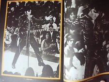 SUPERBE LIVRE ELVIS PRESLEY- THE ELVIS PRESLEY SCRAPBOOK -USA 1977-PHOTOS & DOCS