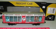 K-Line by Lionel 6-21354 Fresh Never Frozen fish transport