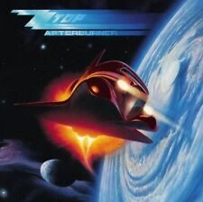 *NEW* CD Album ZZ Top - Afterburner  (Mini LP Style Card Case)