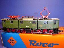 ROCO H0 04139S  E91 08 DB E-Lok
