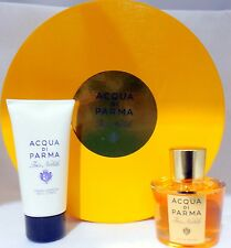 ACQUA DI PARMA IRIS NOBILE EDP SPRAY 3.4 OZ.+ LUMINOUS BODY CREAM 2.65 OZ.