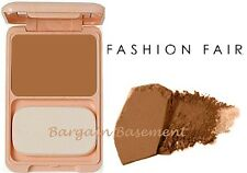 Fashion Fair Perfect Finish Creme To Powder Makeup SPF 12 Tawny BNIB RARE