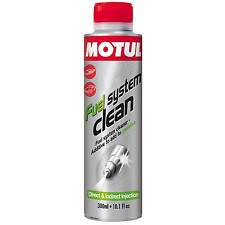 Motul Fuel / Petrol System Cleaner / Additive - 0.3L Litres 104877