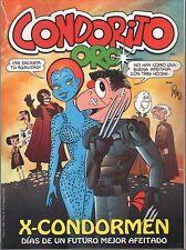 Chile 2014 #245 Comic Condorito Oro X-Condor men