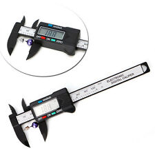 Electronic Digital LCD Vernier Caliper Gauge Measure Stone Bead Gem Jewelry Tool
