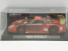 Fly 99049 Slot Car Porsche 911 GT1 Playboy Collection 05 Dec 1988 K.Karkkainen