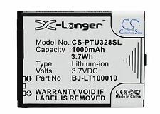 NEW Battery for Panasonic KX-TU327 KX-TU327EX KX-TU327EXBE BJ-LT100010 Li-ion