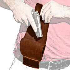 """Official"" Urban Carry Holster (BROWN LARGE)"