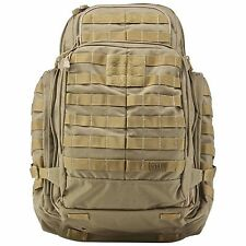 5.11 Tactical RUSH 72 Backpack Combat Military Day Rucksack - Sandstone