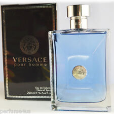 VERSACE POUR HOMME MEN COLOGNE 6.7 6.8 OZ EDT SPRAY NIB SEALED